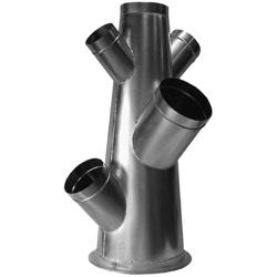 Custom Fabrication for Industrial Ventilation Systems